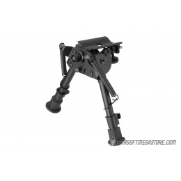 Echo1 Bipod Spring loaded stand for M28 Sniper Rifle - BLACK