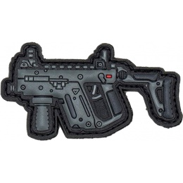 Aprilla Design PVC IFF Hook & Loop Modern Warfare Patch (KRISS Vector)