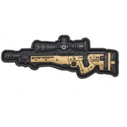 Aprilla Design PVC IFF Hook & Loop Modern Warfare Patch (AI AE)