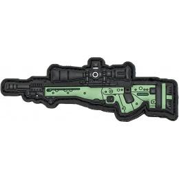 Aprilla Design PVC IFF Hook & Loop Modern Warfare Patch (AI AE OD)