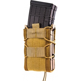 High Speed Gear X2R TACO MOLLE Rifle Magazine Pouch - COYOTE BROWN