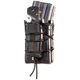 High Speed Gear X2RP TACO MOLLE Rifle/Pistol Mag Pouch - BLACK