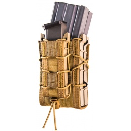 High Speed Gear X2RP TACO MOLLE Rifle/Pistol Mag Pouch - COYOTE BROWN