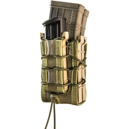High Speed Gear X2RP TACO MOLLE Rifle/Pistol Mag Pouch - OLIVE DRAB