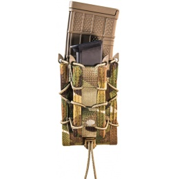 High Speed Gear Double Decker TACO Rifle/Pistol Mag Pouch - MULTICAM