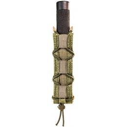 High Speed Gear Extended Pistol TACO MOLLE Magazine Pouch - OD GREEN