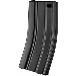 E&L Airsoft 120rd Airsoft Mid Cap Magazine for M4 AEG Rifle - BLACK