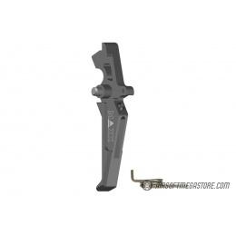 Maxx Model CNC Aluminum Advanced AEG Trigger (Style E) - TITAN