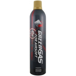 Puff Dino 600ml Green Gas Classic Can (Oil Free) 12Kg