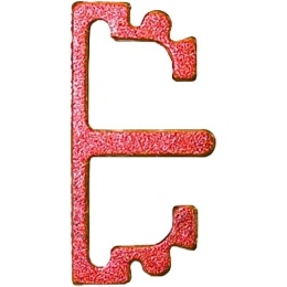 Airsoft Masterpiece Aluminum Puzzle Front Flat Long Trigger - RED