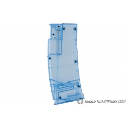 G-Force 5.56 STANAG Style Clear Speed Loader - BLUE