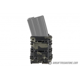 Armory 7.62 Hard Shell Bungee Magazine Pouch - CAMO BLACK