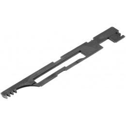 E&L Airsoft Full Metal Selector Plate for AK AEG Series - BLACK