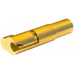 Airsoft Masterpiece Infinity Style Steel CNC Magazine Release - GOLD