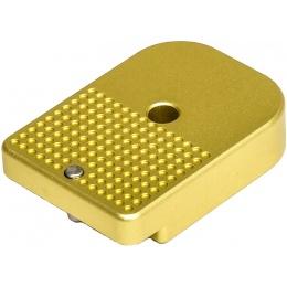COWCOW Dottac Aluminum Magazine Base - GOLD