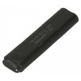 Lancer Tactical 7.2v 500mAh NiMh AEP Battery - BLACK