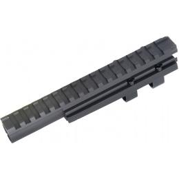 C07 Airsoft Gas Block Rail for AK74 AEG Rifles