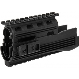 C79 Tactical Ras Rail for AK74 - BLACK