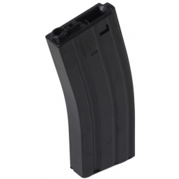 M013 140rd Metal Mid-Cap Magazine for M4 AEGs - BLACK