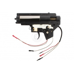 JG Full Metal Version 2 Rear Wired MOSFET Airsoft AEG Gearbox