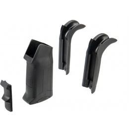 E&L Airsoft Multicombination Motor Grip for M4 / M16 - BLACK