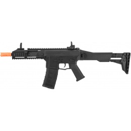 GHK Strong Kick G5 Gas Blowback Airsoft Rifle - BLACK
