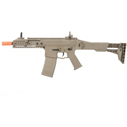 GHK Strong Kick G5 Gas Blowback Airsoft Rifle - TAN