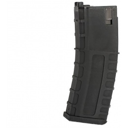 GHK 40rd Magazine for G5 Airsoft Gas Blowback Rifle - BLACK