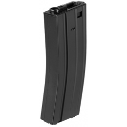 FirePower Metal M4/M16 350 Round Hi-Capacity Airsoft AEG Magazine - BLACK