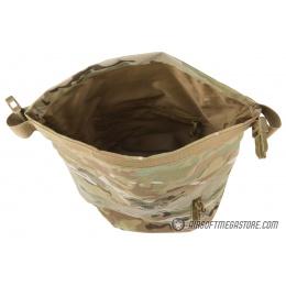 Lancer Tactical 1000D Nylon Tactical Barrel Backpack - CAMO