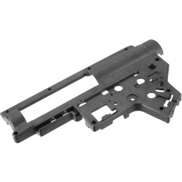 E&L Airsoft Reinforced Gearbox Shell for M4 / M16 AEGs - LEFT / BLACK