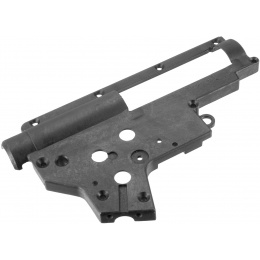 E&L Airsoft Reinforced Gearbox Shell for M4 / M16 AEGs - RIGHT / BLACK