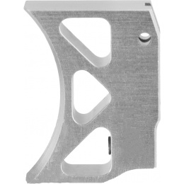 Airsoft Masterpiece Aluminum Trigger Type 3 for Hi-Capa Pistols - GRAY
