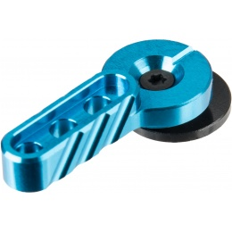 Lancer Tactical Lightweight Fire Selector for M4/M16 Airsoft AEGs - BLUE