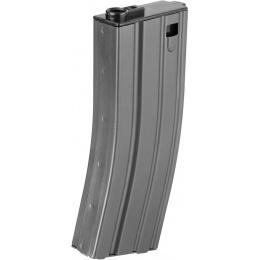 E&L Airsoft AR M4A1 Full Metal Airsoft AEG Rifle [Elite] - BLACK