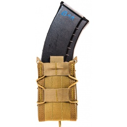 High Speed Gear Single TACO Pouch for Rifle Magazines - COYOTE BROWN