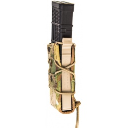 High Speed Gear Single TACO Pouch for Rifle Magazines - MULTICAM