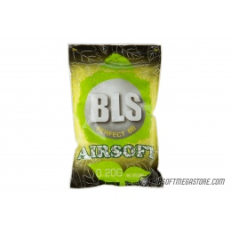 BLS Perfect BB 0.20g Biodegradable Airsoft BBs [4000rd] - WHITE