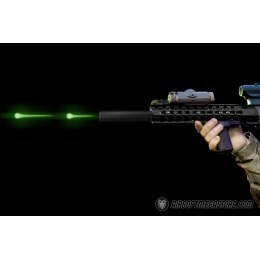 BLS Perfect BB 0.25g Tracer Precision Airsoft BBs [4000rd] - GREEN