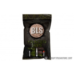 BLS Perfect BB 0.20g Tracer Precision Airsoft BBs [5000rd] - RED