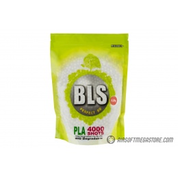 BLS Perfect BB 0.28g Biodegradable Airsoft BBs [4000rd] - WHITE