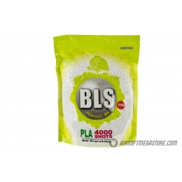 BLS Perfect BB 0.30g Biodegradable Airsoft BBs [4000rd] - WHITE