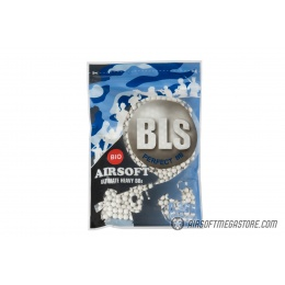 BLS Perfect BB 0.36g Biodegradable Airsoft BBs [1000rd] - WHITE