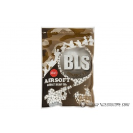 BLS Perfect BB 0.40g Biodegradable Airsoft BBs [1000rd] - WHITE