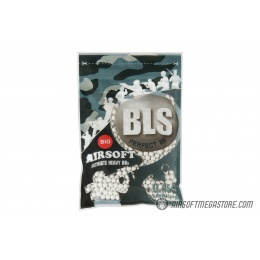 BLS Perfect BB 0.45g Biodegradable Airsoft BBs [1000rd] - WHITE