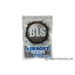 BLS Perfect BB 0.50g Ultimate Heavy Airsoft BBs [1000rd] - STEEL