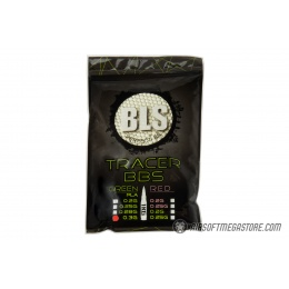 BLS Perfect BB 0.30g Dark Knight 1Kg Bio Tracer BBs [3300 Rd] - GREEN