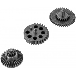 E&L Airsoft 18:1 Full Metal Version 2/3 Gear Set - BLACK