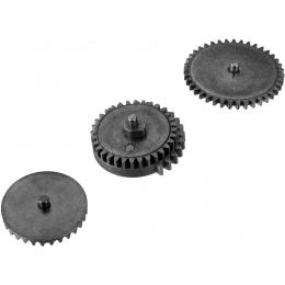 E&L Airsoft 18:1 Full Metal Version 2/3 Gear Set - BLACK