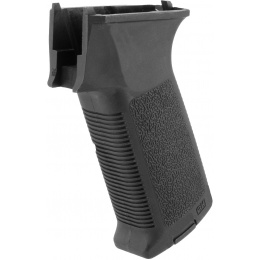 E&L Airsoft AK Series Textured Tactical Motor Grip - BLACK